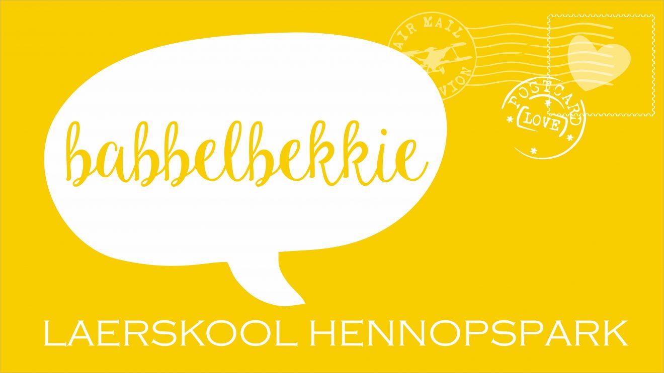 BABBELBEKKIE image