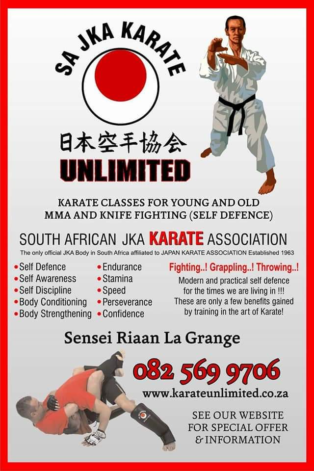 KARATE UNLIMITED